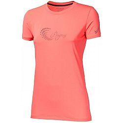 Progress TR PANTERA ružová S - Dámske tričko