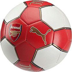 Puma ARSENAL FAN BALL biela 5 - Futbalová lopta
