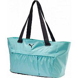 Puma AT WORKOUT BAG zelená UNI - Dámska športová taška