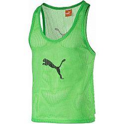Puma BIB zelená S - Rozlišovací dres