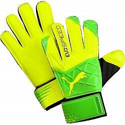 Puma EVOSPEED 5.5 žltá 10 - Brankárske rukavice