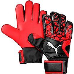 Puma FUTURE GRIP 19.4 biela 7 - Juniorské brankárske rukavice