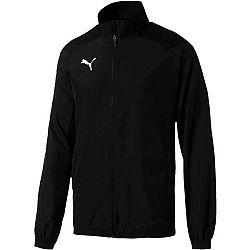 Puma LIGA SIDELINE JACKET čierna XXL - Pánska športová bunda