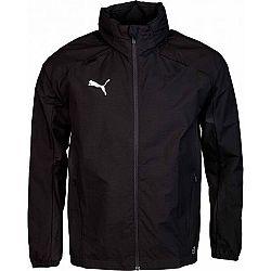 Puma LIGA TRAINING RAIN JACKET čierna XXL - Pánska športová bunda
