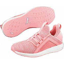 Puma MEGA NRGY KNIT WNS ružová 6 - Dámska obuv na voľný čas