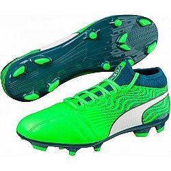 Puma ONE 18.3 FG zelená 7.5 - Kopačky