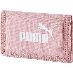 Puma PLUS WALLET svetlo ružová UNI - Športová peňaženka
