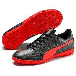 Puma RAPIDO IT oranžová 7.5 - Pánska halová obuv