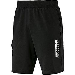 Puma REBEL SHORTS 9 TR čierna XL - Pánske šortky