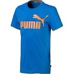 Puma SS LOGO TEE B  128 - Detské tričko