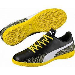 Puma TRUORA IT čierna 10 - Pánska halová obuv