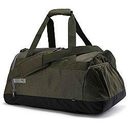 Puma VIBE SPORTS BAG zelená NS - Športová taška