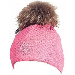 R-JET TOP FASHION EXCLUSIVE sivá UNI - Dámska pletená čiapka