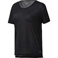 Reebok WOR AC TEE čierna XS - Dámske tričko