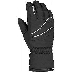 Reusch MALINA 13 ružová 7.5 - Dámske lyžiarske rukavice