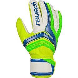 Reusch SERATHOR biela 11 - Brankárske rukavice
