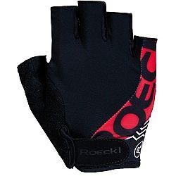 Roeckl BELLAVISTA biela 9 - Cyklistické rukavice