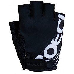 Roeckl BELLAVISTA čierna 9 - Cyklistické rukavice