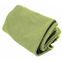 Runto UTERÁK 30x80CM zelená  - Chladiaci uterák