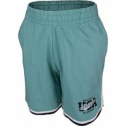 Russell Athletic BASKETBALL USA zelená 116 - Chlapčenské šortky