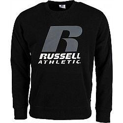Russell Athletic CREWNECK SWEATSHIRT čierna M - Pánska mikina
