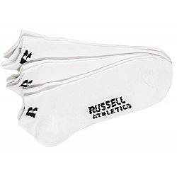 Russell Athletic HALTON biela 35-38 - Ponožky