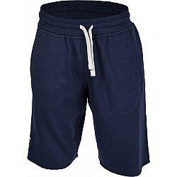 Russell Athletic ICONIC ARCH LOGO sivá XL - Pánske šortky