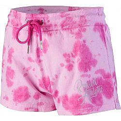 Russell Athletic JERSEY SHORT ružová XL - Dámske šortky
