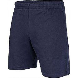 Russell Athletic JERSEY SHORT tmavo modrá XXL - Pánske šortky