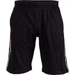 Russell Athletic PANEL PRINTED SHORT čierna S - Pánske šortky