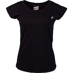 Russell Athletic S/S TEE SHIRT čierna XS - Dámske tričko