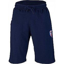 Russell Athletic SHIELD SHORT tmavo modrá L - Pánske šortky