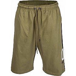 Russell Athletic SHORT FISH tmavo zelená XXL - Pánske šortky