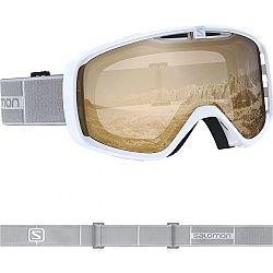 Salomon AKSIUM ACCESS biela NS - Unisex lyžiarske okuliare