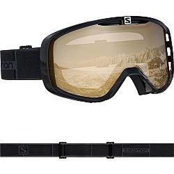 Salomon AKSIUM ACCESS čierna NS - Unisex lyžiarske okuliare