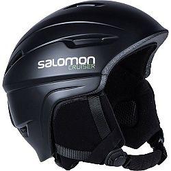 Salomon CRUISER 4D čierna (59 - 62) - Lyžiarska prilba