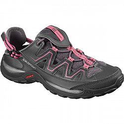 Salomon CUZAMA W ružová 7 - Dámska hikingová obuv