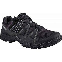 Salomon DEEPSTONE M čierna 8.5 - Pánska trail bežecká obuv