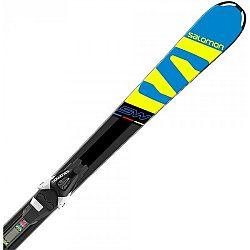 Salomon E X-RACE JR SW + E L7  140 - Juniorské zjazdové lyže