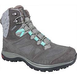 Salomon ELLIPSE WINTER GTX šedá 7 - Dámska zimná obuv