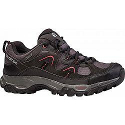 Salomon FORTALEZA GTX W čierna 4.5 - Dámska obuv