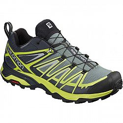 Salomon X ULTRA 3 šedá 10 - Pánska hikingová obuv