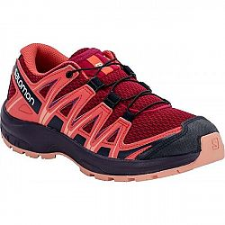 Salomon XA PRO 3D J červená 36 - Detská bežecká obuv