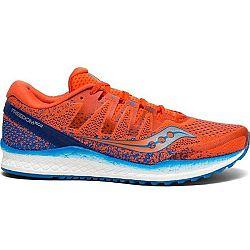 Saucony FREEDOM ISO 2 oranžová 8 - Pánska bežecká obuv