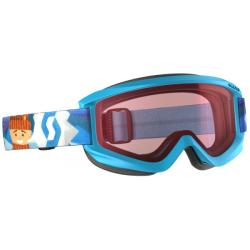 Scott JR AGENT AMPLIFIER ružová NS - Detské lyžiarske okuliare