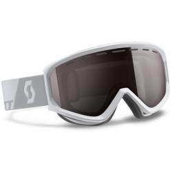 Scott LEVEL biela NS - Lyžiarske okuliare