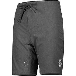 Scott TRAIL 20 LS/FIT JR tmavo šedá 152 - Detské šortky