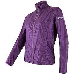 Sensor PARACHUTE W fialová L - Dámska športová bunda