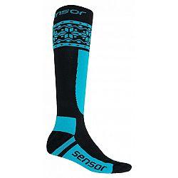 Sensor THERMOSNOW modrá 3-5 - Funkčné ponožky