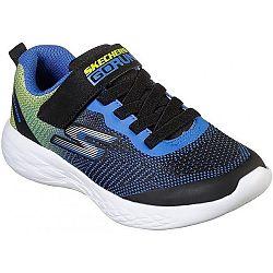 Skechers GO RUN 600 FARROX tmavo modrá 37 - Chlapčenské nízke tenisky